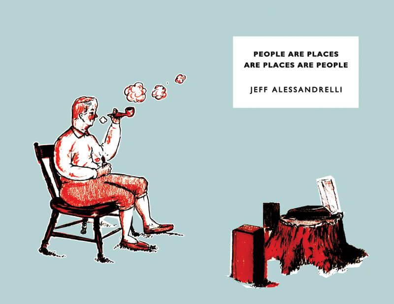 People are Places are Places are People